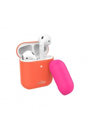 Θηκη για Apple Airpods Puro Icon Fluo Orange APCASE2FLUOORA