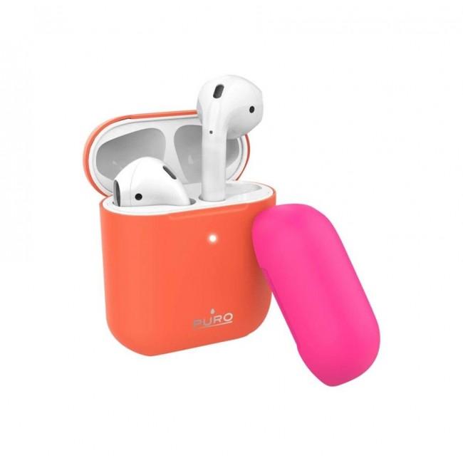 Θηκη για Apple Airpods Puro Icon Fluo Orange APCASE2FLUOORA