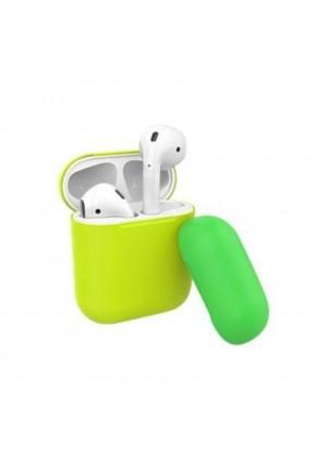Θηκη για Apple Airpods Puro Icon Fluo Yellow APCASE2FLUOYEL