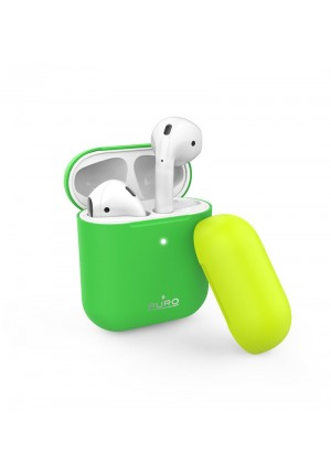 Θηκη για Apple Airpods Puro Icon Fluo Green APCASE2FLUOGRN