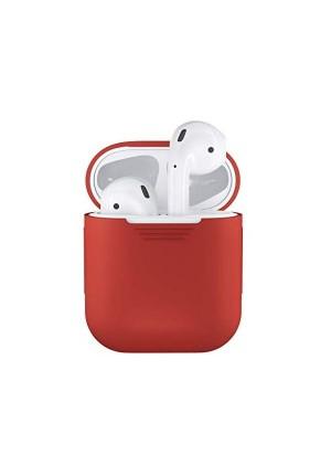 Θηκη για Apple Airpods Senso Silicone Red SEBPG2R