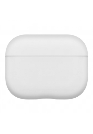 Θηκη για Apple Airpods Pro Silicone Box White