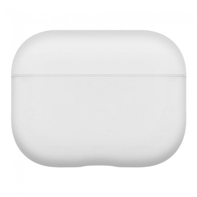 Θηκη για Apple Airpods Pro Silicone Box White