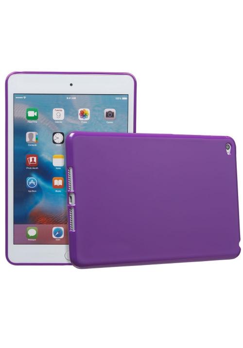 """Θηκη για Apple Ipad 2017 9.7"""" Style Tpu Purple"""