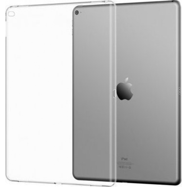 """Θηκη για Apple Ipad 2017 9.7"""" Tpu Clear 0.3mm"""
