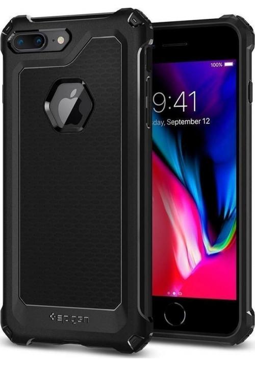 Θήκη για Apple iPhone 7 Plus/8 Plus Spigen Rugged Armor Extra Black (055CS21963)