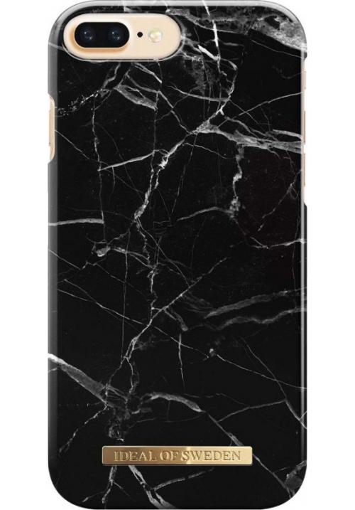 Θηκη για Apple Iphone 6/6S/7/8 Plus Ideal Fashion Black Marble IDFCA16-I7P-21