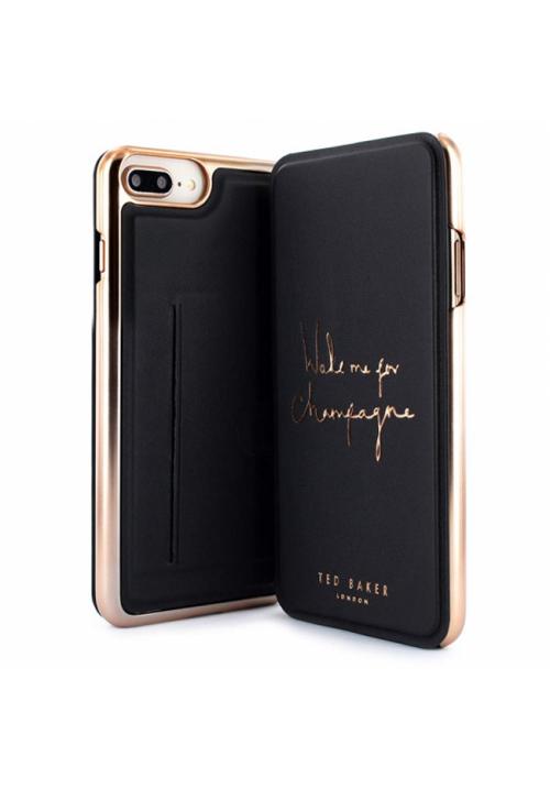 Θηκη για Apple Iphone 6/6S/7/8 Plus Ted Baker Folio Champagne (886075069537)