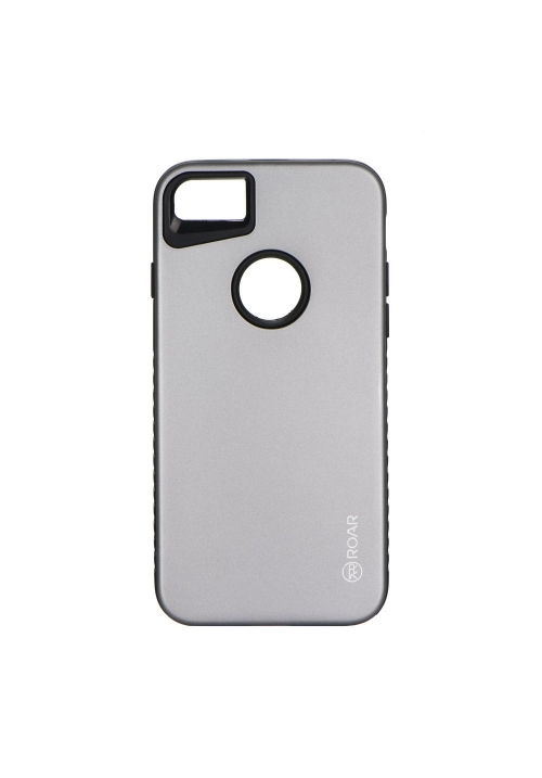 Θήκη για Apple iPhone 7 Plus/8 Plus Roar Rico Armor Grey