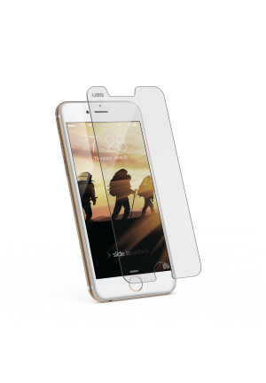 Tempered Glass 9h for Apple IPhone 6s/7/8 Plus UAG IPH8PLS-SP