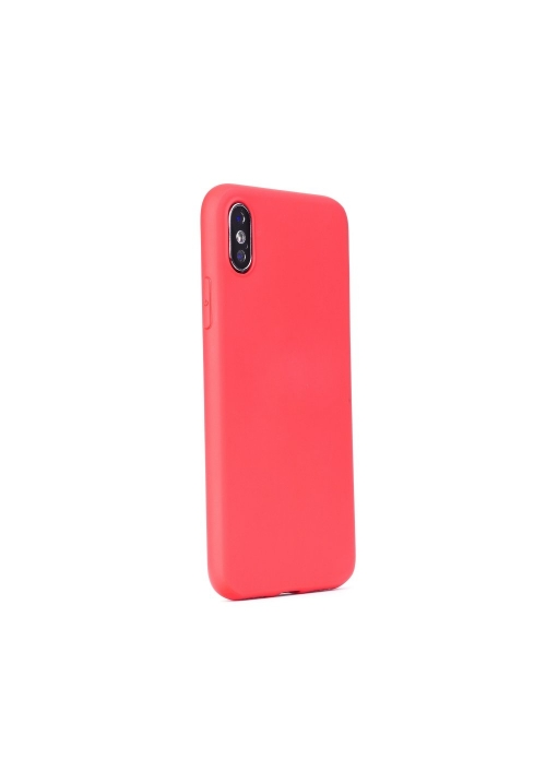 Θήκη για Apple iPhone 7 Plus/8 Plus Forcell Soft Magnet Red
