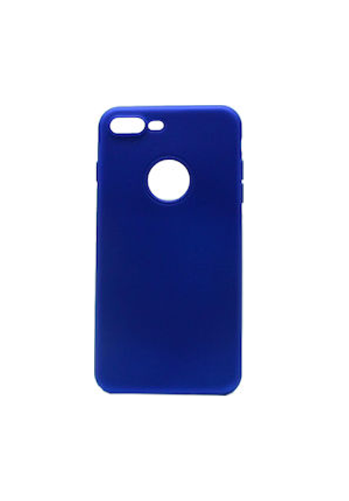 Θήκη για Apple iPhone 7 Plus/8 Plus Soft Touch Electric Blue OEM