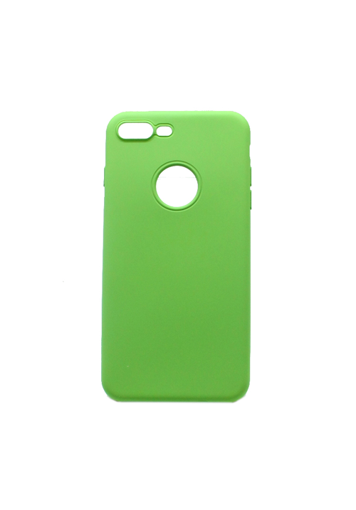 Θήκη για Apple iPhone 7 Plus/8 Plus Soft Touch Green OEM