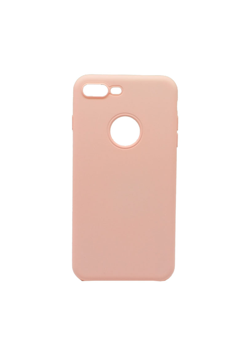 Θήκη για Apple iPhone 7 Plus/8 Plus Soft Touch Pink OEM