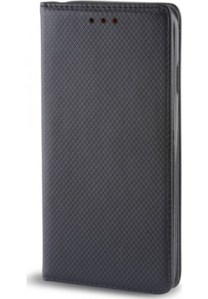 ΘΗΚΗ ΓΙΑ IPHONE 6/6S PLUS MAGNET BOOK CASE BLACK