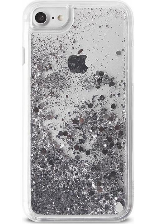 Θηκη για Apple Iphone 6/6S/7/8 Puro Aqua Grey IPC747AQUAW4SPGREY