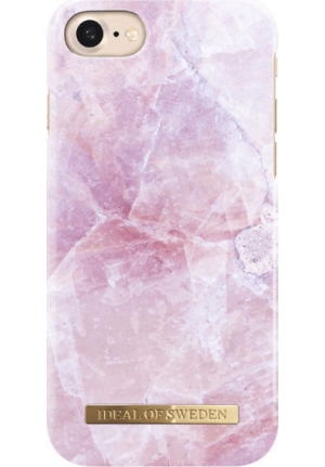 Θηκη για Apple Iphone 6/6S/7/8 Ideal Fashion Pilion Pink Marble (IDFCS17-I7-52)