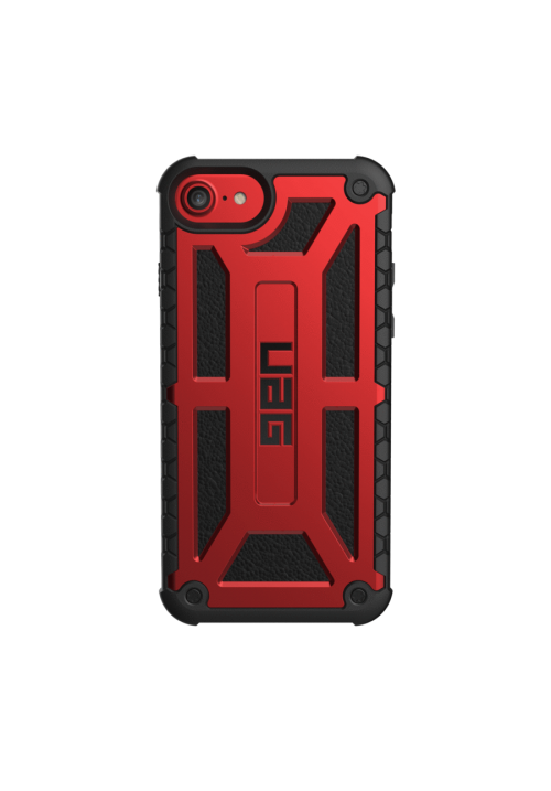 Θήκη για Apple Iphone 7/8/6/6s Uag Monarch Crimson/Black IPH8/7-M-CR
