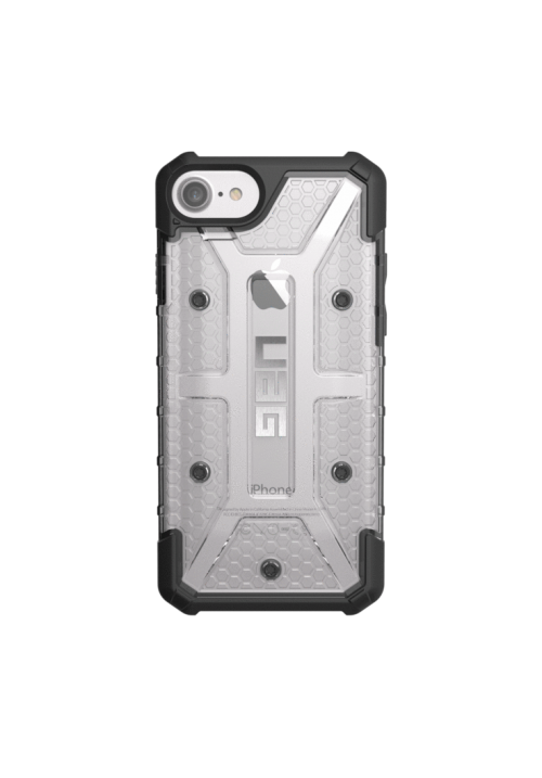 Θήκη για Apple Iphone 7/8 Uag Plasma Ice/Black IPH8/7-L-IC
