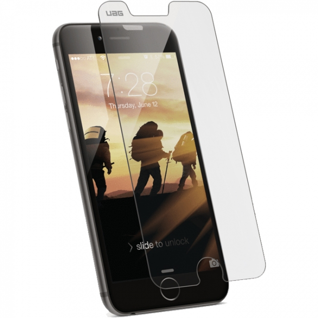 Tempered Glass 9h for Apple IPhone 6s/7/8 UAG IPH8-SP