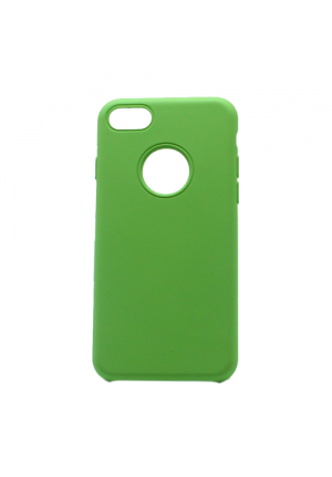 Θήκη για Apple Iphone 7/8 Soft Touch Green OEM