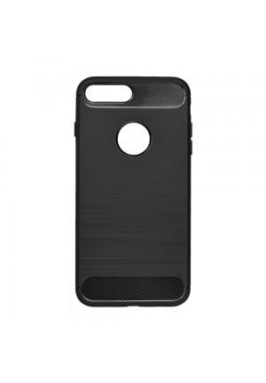 Θήκη για Apple Iphone 7/8/SE 2020 Forcell Carbon Black