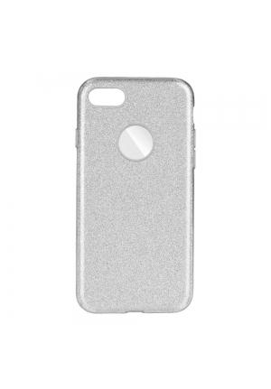 Θήκη για Apple Iphone 7/8/SE 2020 Forcell Shining Silver