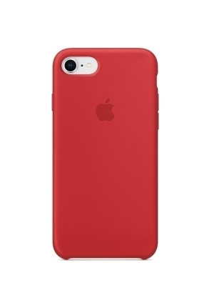 Θήκη για Apple Iphone 7/8 Silicone Case Red Blister MQGP2ZM Original