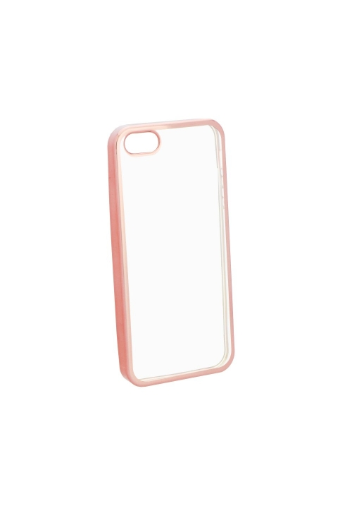 Θήκη για Apple Iphone 5/5s/SE Electro Jelly Rose Gold