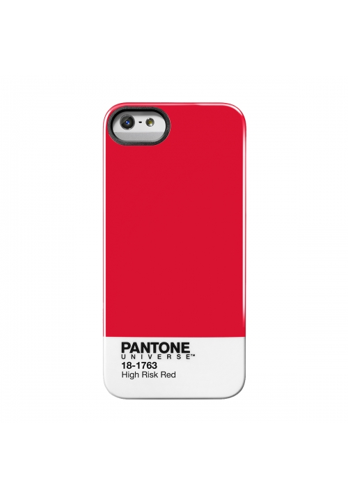 Θήκη για Apple Iphone 5/5s Pantone High Risk Red PA-IPH5-M-HR