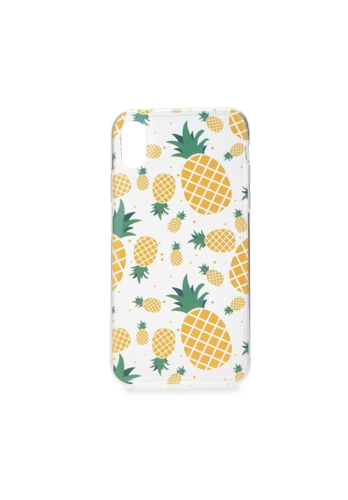 Θήκη για Apple Iphone 5/5s/SE Forcell Pineapple