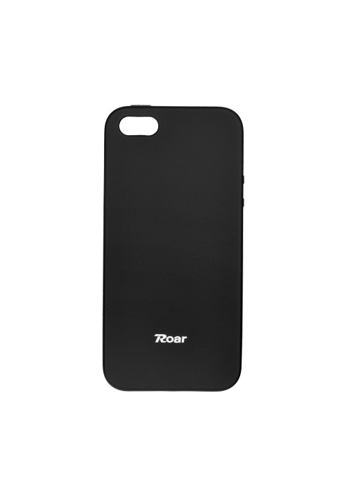 Θήκη για Apple Iphone 5/5s/SE Roar Colorful Black