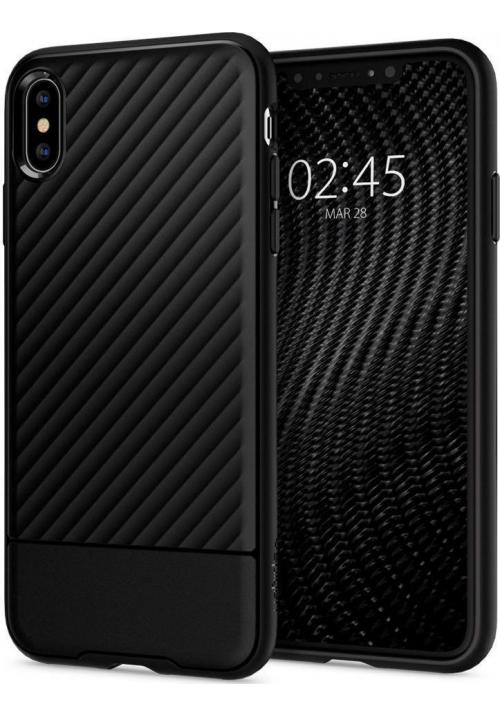 Θήκη για Apple Iphone Xs Max Spigen Core Armor Black (065CS24861)