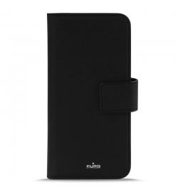 Θήκη για Apple Iphone X Puro BookStyle Black IPCXCBOOKC3BLK