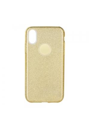 Θήκη για Apple Iphone X Forcell Shining Gold