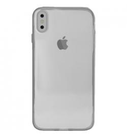 Θήκη για Apple Iphone X Puro Silicone Nude Clear IPCX03NUDETR