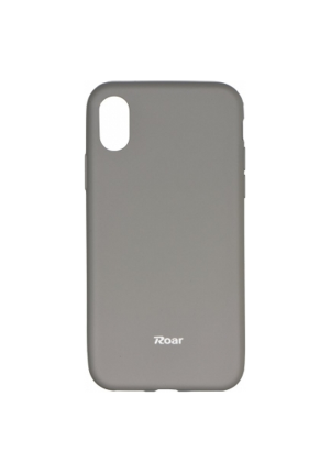 Θήκη για Apple Iphone X Roar Colorful Grey
