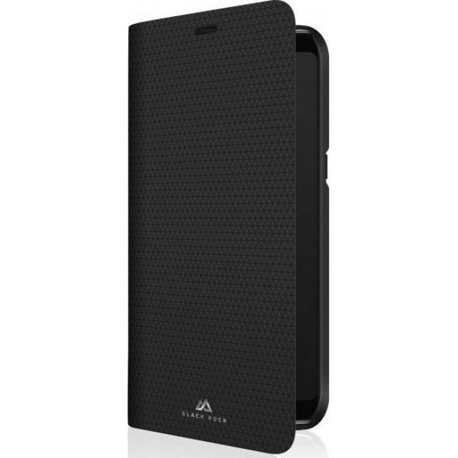 Θήκη για Apple Iphone XR Puro Bookstyle Material Black 1072MPU02