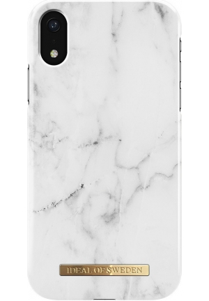 Θήκη για Apple Iphone XR Ideal Fashion White Marble IDFC-I1861-22