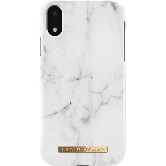 Θήκη για Apple Iphone XR Ideal Fashion White Marble IDFC-I1861-22