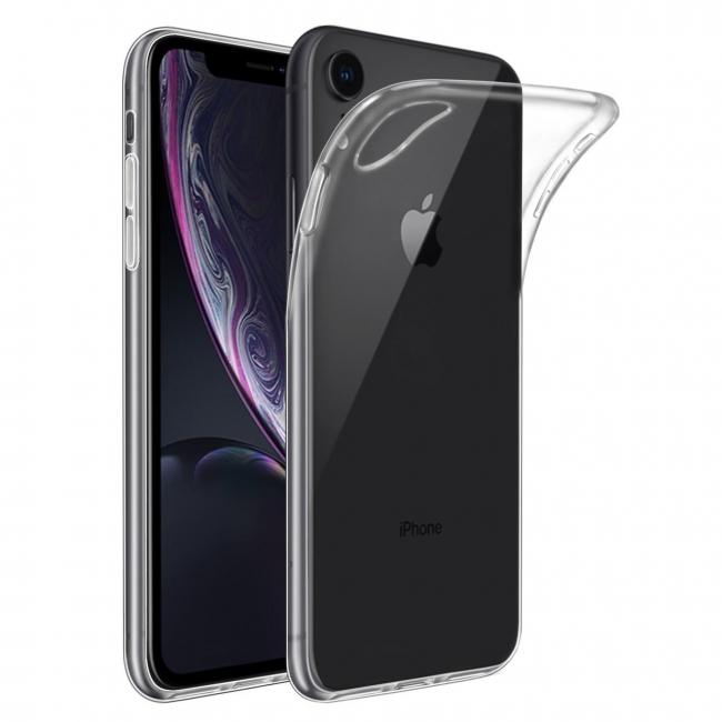 Θήκη για Apple Iphone XR Tpu Clear 0.3mm