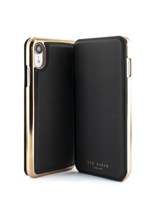 Θήκη για Apple Iphone XR Ted Baker Folio Shannon Black (886075065089)