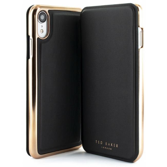 Θήκη για Apple Iphone XR Ted Baker Folio Shannon Black (886075065089)