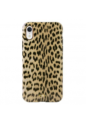 Θήκη για Apple Iphone XR Puro Glam Leopard IPCX61LEO1BLK