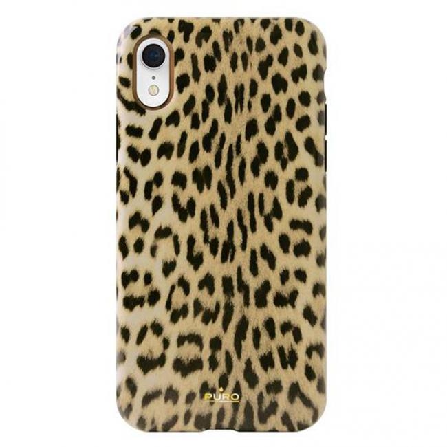 Θήκη για Apple Iphone XR Puro Glam Leopard IPCX61LEO1BLK