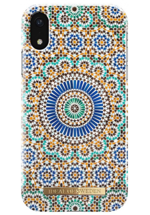 Θήκη για Apple Iphone XR Ideal Fashion Moroccan Zelige IDFCS17-I1861-54
