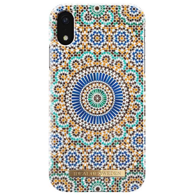 Θήκη για Apple Iphone XR Ideal Fashion Moroccan Zelige IDFCS17-I1861-54