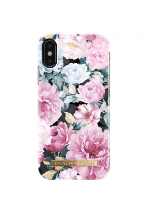 Θήκη για Apple Iphone X / XS Ideal Fashion Peony Garden IDFCS18-IXS-68