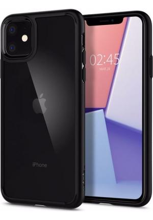 Θήκη για Apple Iphone 11 Spigen Ultra Hybrid Matte Black (076CS27186)