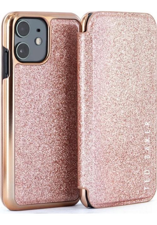 Θήκη για Apple Iphone 11 Ted Baker Mirror Folio Glitsie 75286